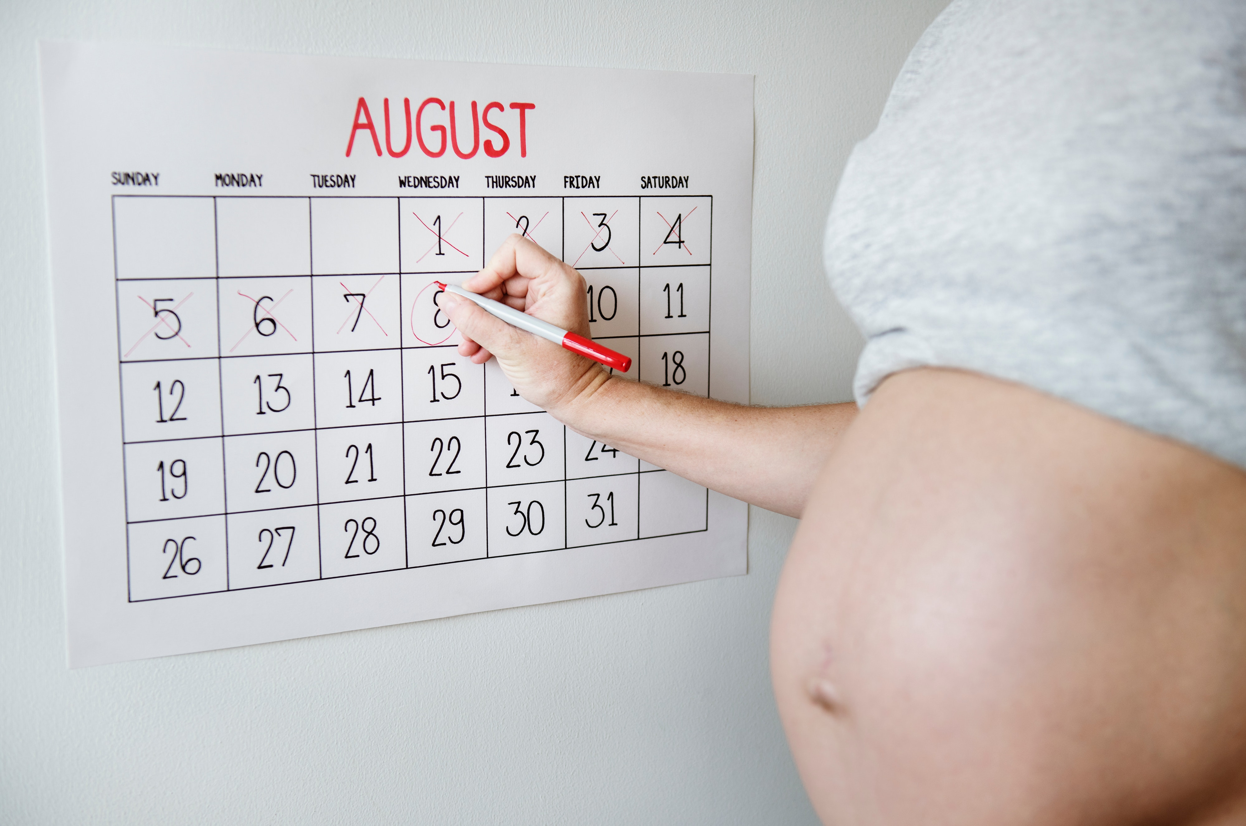 About Your Maternity Session